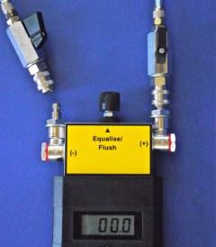 6000WFV-Q Digital Water Manometer