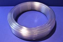 6mm id Clear PVC Tubing - TPV6N