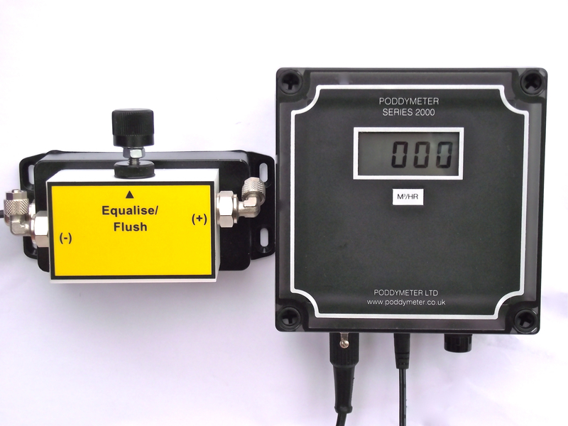 Swimming Pool Flow : Swimming pool flow meter digital display and transmitter