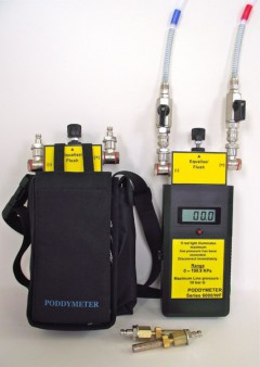 Digital Manometer Water Flow 6000wf