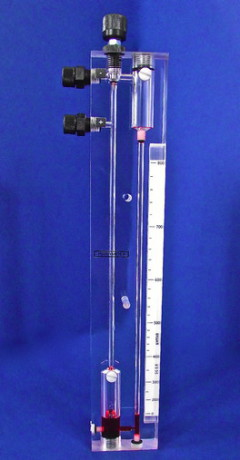 Landfill Gas Manometer