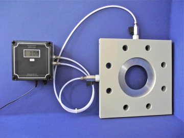 Air Flow Meter Transmitter and Orifice