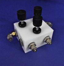 Poddymeter Water Box Manifold